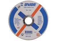 Disc abr. 125*1.6*22 UNIOR 1210